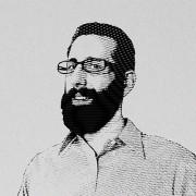 Chris Sagert, Visual Identity Designer, Bio Picture